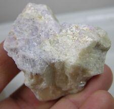 200.00ct 100% Natural Rough Rough Rare Fluorescent Hackmanite Specimen 40.00g
