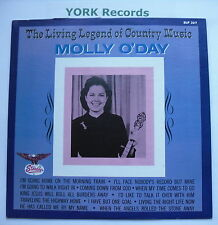 MOLLY O'DAY - The Living Legend Of Country Music - Ex LP Record Starday SLP 367