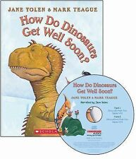 Jane Yolen - How Do Dinosaurs Get Well Soon (2010) - New - Compact Disc