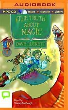 School of Magic: The Truth about Magic 1 by Dave Luckett (2015, MP3 CD,...