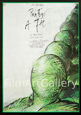 "PINK FLOYD THE WALL Rare unfolded 23""x33"" Hungarian movie poster Filmartgallery"