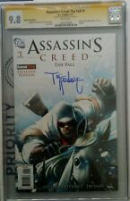 Assassin's Creed: The Fall #1 Game Stop Ed.  Variant SS CGC 9.8 MOVIE out 12/21
