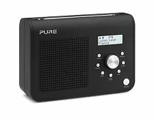 Pure One Classic Series 2 DAB Digital & FM Radio Black