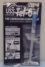 TefGel Tef-Gel TG-.25 3cc Syringe Anti-Seize Anti-gall Tef Gel HP Lubricant