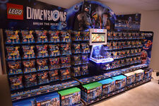 HUGE LOT OF 24 BRAND NEW ALL DIFFERENT LEGO DIMENSIONS LEVEL / TEAM / FUN PACKS!