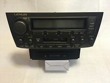 LEXUS LS430 RADIO CD CHANGER 2001 2002 2003 MARK LEVINSON OEM