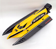 JOYSWAY RC RENNBOOT F1 MAD 60Km/h BRUSHLESS CATAMARAN SPEEDBOOT BOOT RTR 2,4GHZ