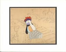 DROOPY Dripple Production Animation Art Cel Hanna Barbera Seal COA 2*