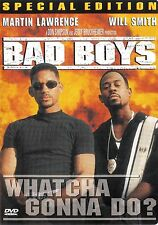 Bad Boys ~ Martin Lawrence Will Smith Special Edition DVD WS ~ FREE Shipping USA