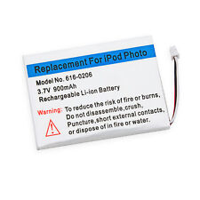 iPod 4th Gen Photo OEM Original Replacement Battery 750mAh 616-0206 20GB 40GB