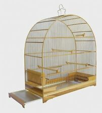 CAGES FOR OTHER WOODEN BIRDS CANARY AS Curios
