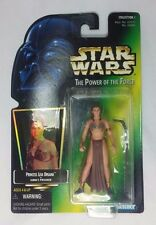 Star Wars Power of the Force Princess Leia Organa Jabba's Prisoner 1997 Kenner