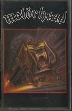 Motorhead - Orgasmatron CASSETTE New & Sealed 1986 GWR Records