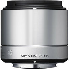 Sigma 60mm f/2.8 DN Lens - Micro Four Thirds Mount