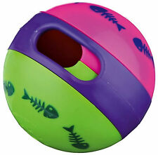 Trixie Cat Kitten Snack Ball Treat Ball Feeding Ball Keep Cats Entertained 41362