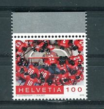 Svizzera / Switzerland 2013 Campionati mondiali di hockey su ghiaccio MNH