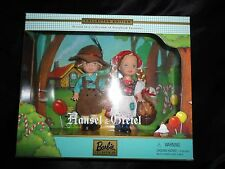 Hansel and Gretel Barbie Doll Giftset NRFB MIB