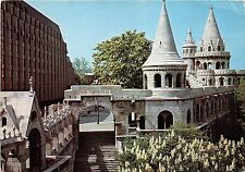 B30395 Budapest Hotel Hilton and the Fisherman`s Bastion    hungary