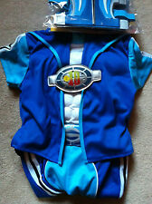 Lazy Town Sportacus Costume with all Accessories age 3-4 years BNWT