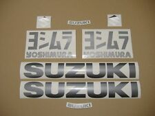 GSX-R 1000 2006 Yoshimura edition full decals sticker graphics kit set k6 motor