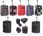 Airline Cabin Size Hand Luggage Carry On Cabin Bag Holdall Trolley RyanAir