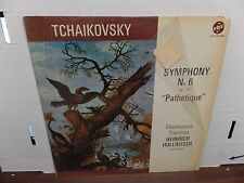Tchaikovsky VOX STPL 513.400 Symphony No.6 OP.74 Patheique 33rpm 081116DBE