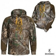 Browning Wasatch Two Tone Buckmark Realtree Xtra Camo Performance Hoodie - XL