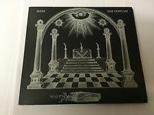Sub Templum DIGIPAK CD 2008 by Moss MINT/EX-  - 803341232921