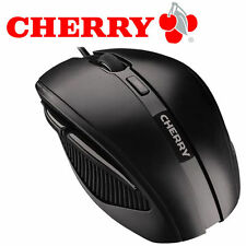CHERRY XERO CORDED  MC 3000 - Maus  optisch - 5 Tasten - verkabelt - USB Black