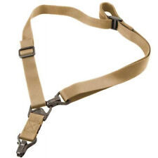 Coyote Color MS3 style Multi Mission 1 & 2 Point Sling for TROY Sling Mount