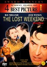 The Lost Weekend (1945, Ray Milland, Jane Wyman) DVD, NEW