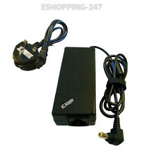 FOR PANASONIC TOUGHBOOK CF-18 AC ADAPTER CHARGER PSU 16v + POWER CORD G066