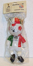 1994 FIFA WORLD CUP OFFICIAL TEAM MASCOT FOR KIDS FROM MEXICAN SOCCER TEAM