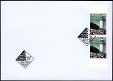 Latvia 769, First Day Covers FDC. Uzavas Lighthouse, 2010