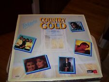 TODAY'S COUNTRY GOLD-LP-NM-QUALITY-VARIOUS ARTISTS-TRAVIS-ALABAMA-JUDDS-TUCKER