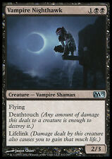 MTG VAMPIRE NIGHTHAWK FOIL EXC - VAMPIRO FALCO NOTTURNO - M13 - MAGIC