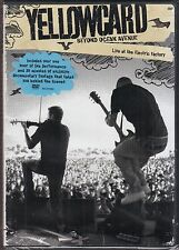 Yellowcard - Beyond Ocean Avenue: Live At The Electric Factory (DVD, 2004) new