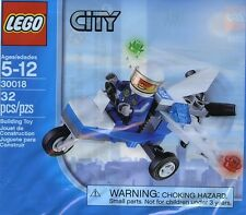 LEGO City #30018 - Police Microlight - NEW / NEUF - Sealed