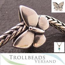 TROLLBEADS Silberbead Fantasy Schmetterling / Butterfly - 12305 - NEU