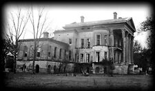 Belle Grove Plantation - architectural home plans, legendary southern mansion