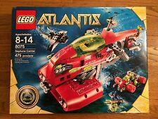 LEGO 8075 Neptune Carrier from the Atlantis series New in Sealed box.