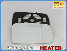Wing Mirror Glass BMW Series 3 E46 Coupe 1998-2005 Wide Angle HEATED Right #B015