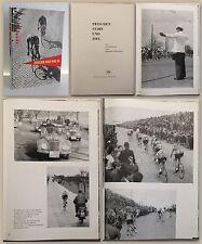 Kronfeld: Zwischen Start und Ziel 1957 Internat. Radrennfahrt Friedensfahrt - xz