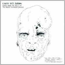 Earth ciò Burning-CANZONI from the Valley of the bored CD PUNK/ROCK NUOVO