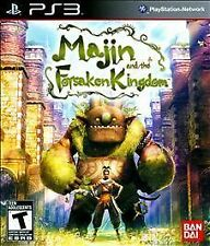 Majin and the Forsaken Kingdom (Sony PlayStation 3, 2010)