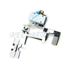 New Headphone Audio Jack Volume Flex Cable Replacement Parts For iPhone 4 4G WT