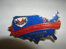 AMERICADE Harley Davidson Motorcycle HOG Collectors Pin Dunlop Convention 05USA