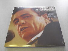 Johnny Cash - At Folsom Prison - 2 LP 180g Audio Quality Vinyl //// LEGACY VINYL
