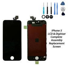 **NEW** Replacement LCD & Digitiser Touch Screen Digitiser FOR iPhone 5 - BLACK
