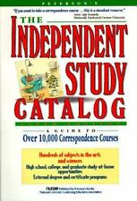 The Independent Study Catalog : A Guide to over 10,000 Correspondence Courses...